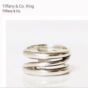 Tiffany & Co. Ring  - Italy 925 Sterling Silver